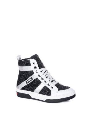 Love Moschino Sneakersy Ice-Glitter