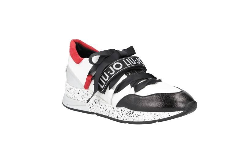 consumirse Cita soplo  Sneakers Karlie 03 Liu Jo | White | Gomez.pl/en