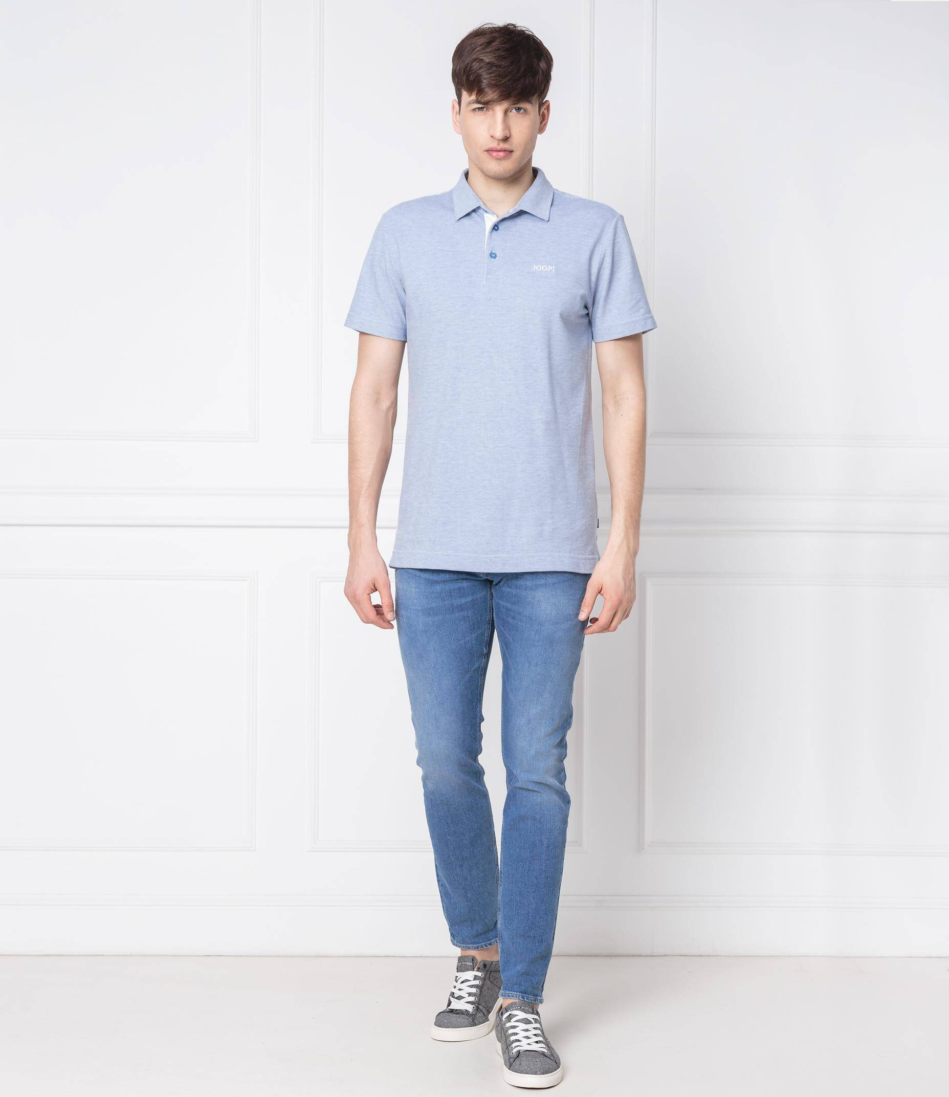 PercyRegular Pique JoopCollection Blue Polo Baby Fit xtsdCoQrBh