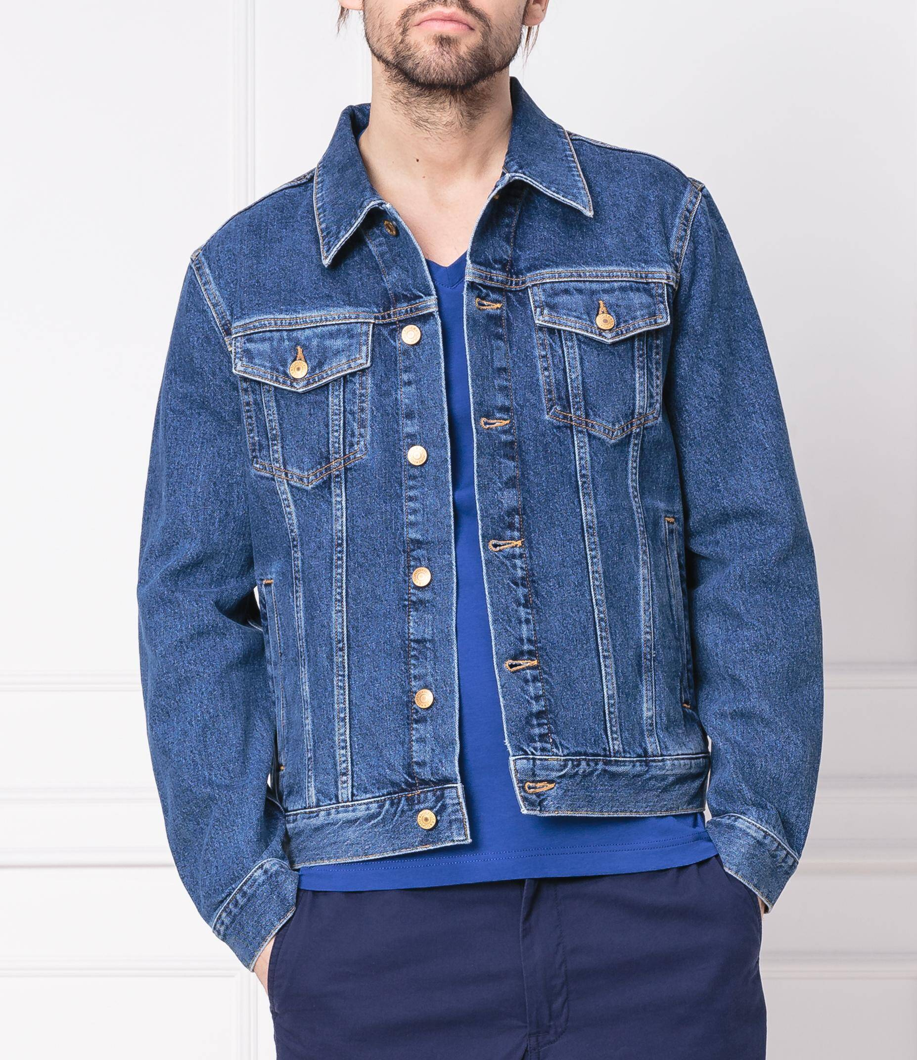 Jeans jacket icon trucker   Regular Fit