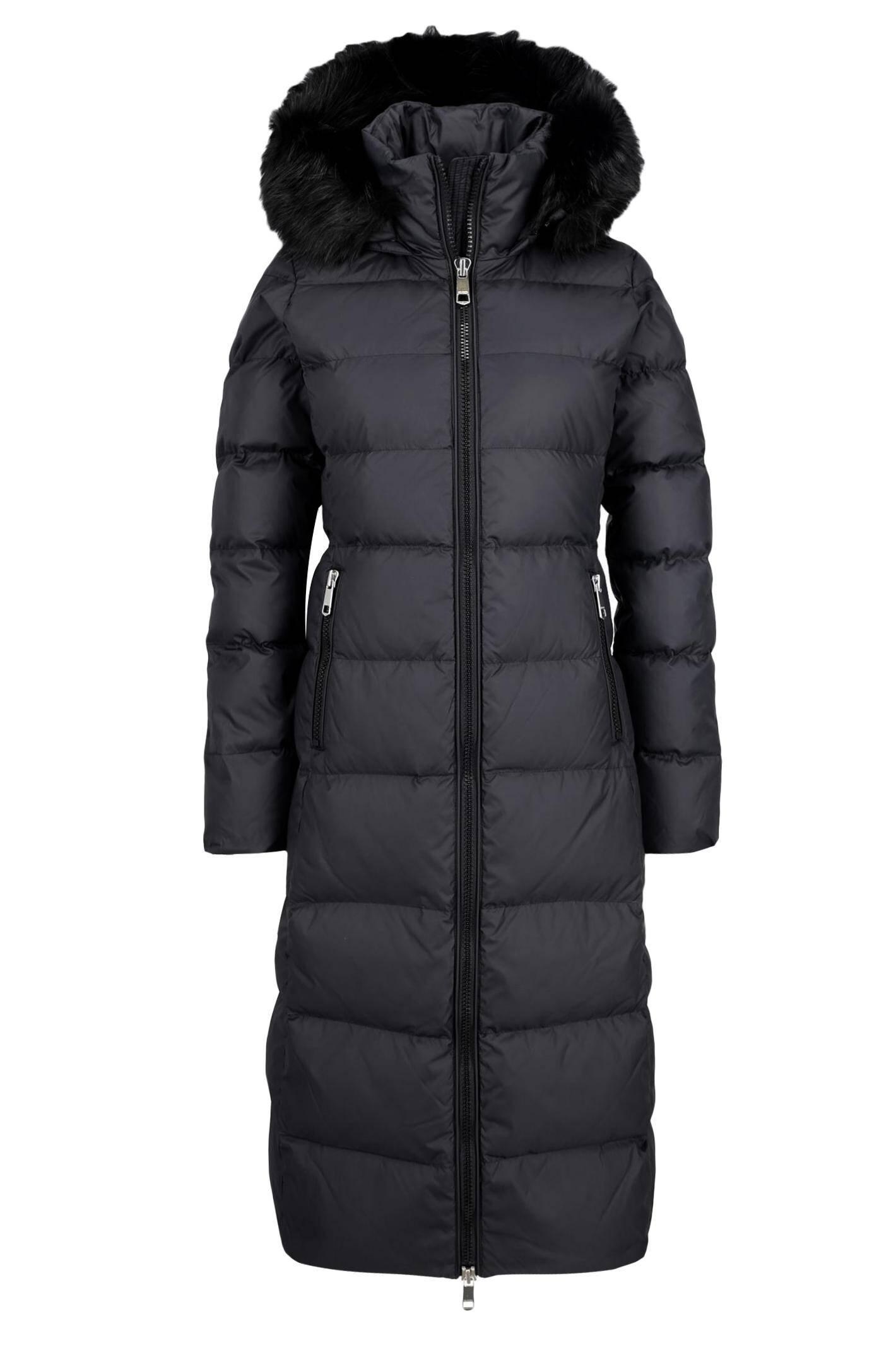 Coat Tommy Hilfiger   Black   Gomez.pl en e15a6a149d
