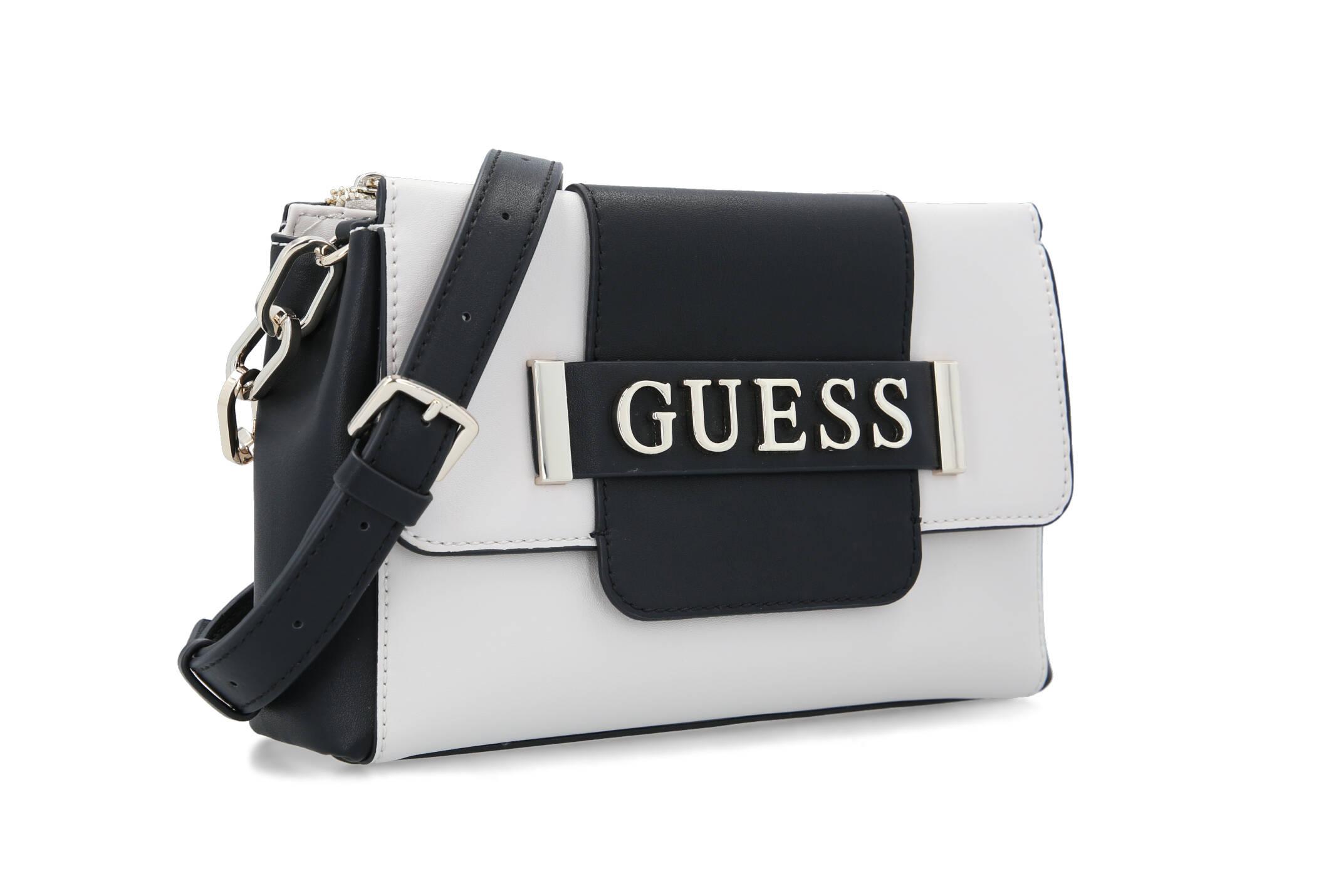 Messenger bag KERRIGAN SOCIETY Guess | White | Gomez.plen