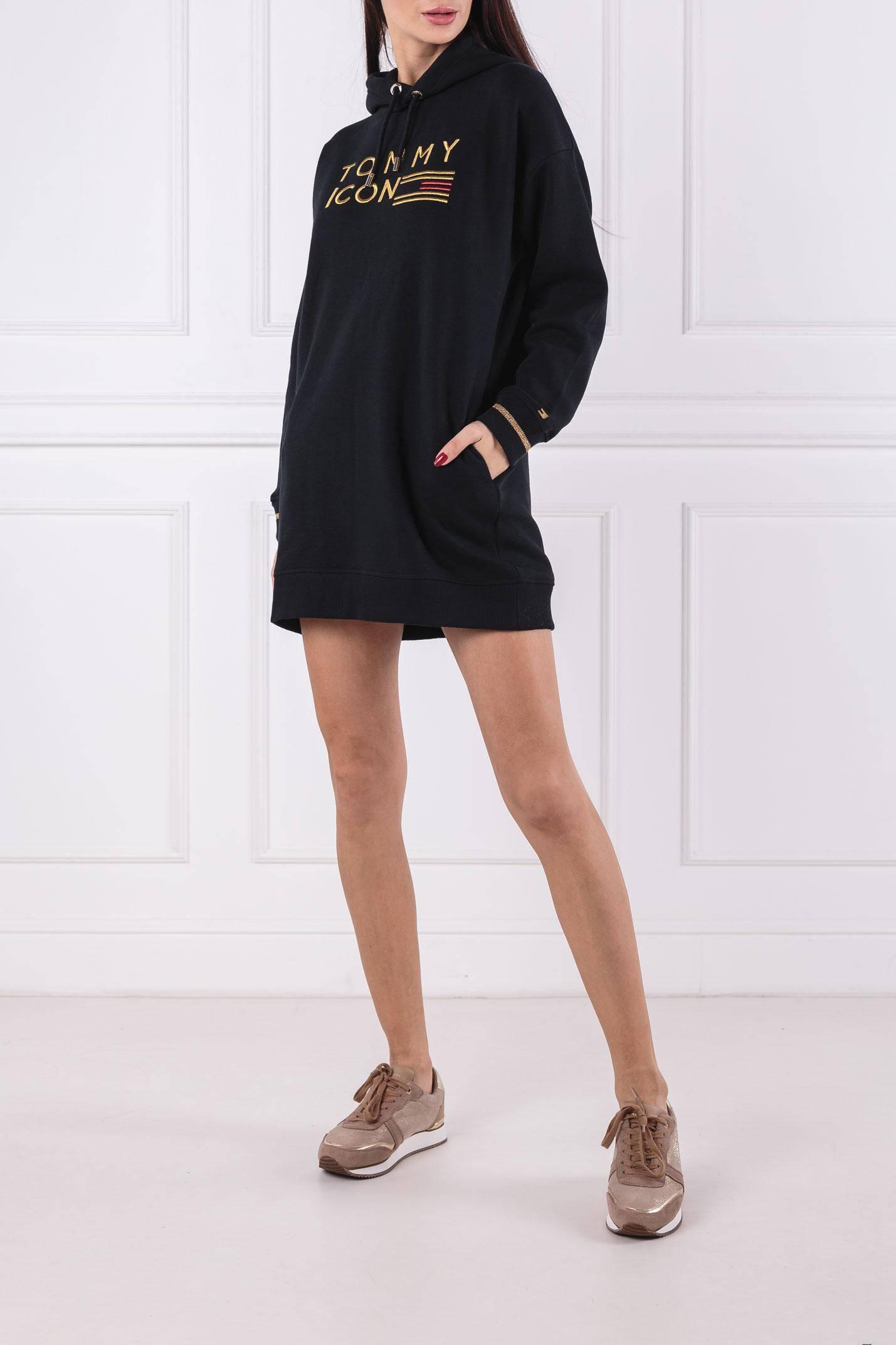 35fd1de176a Dress ICON NOELLE Tommy Hilfiger   Black   Gomez.pl/en