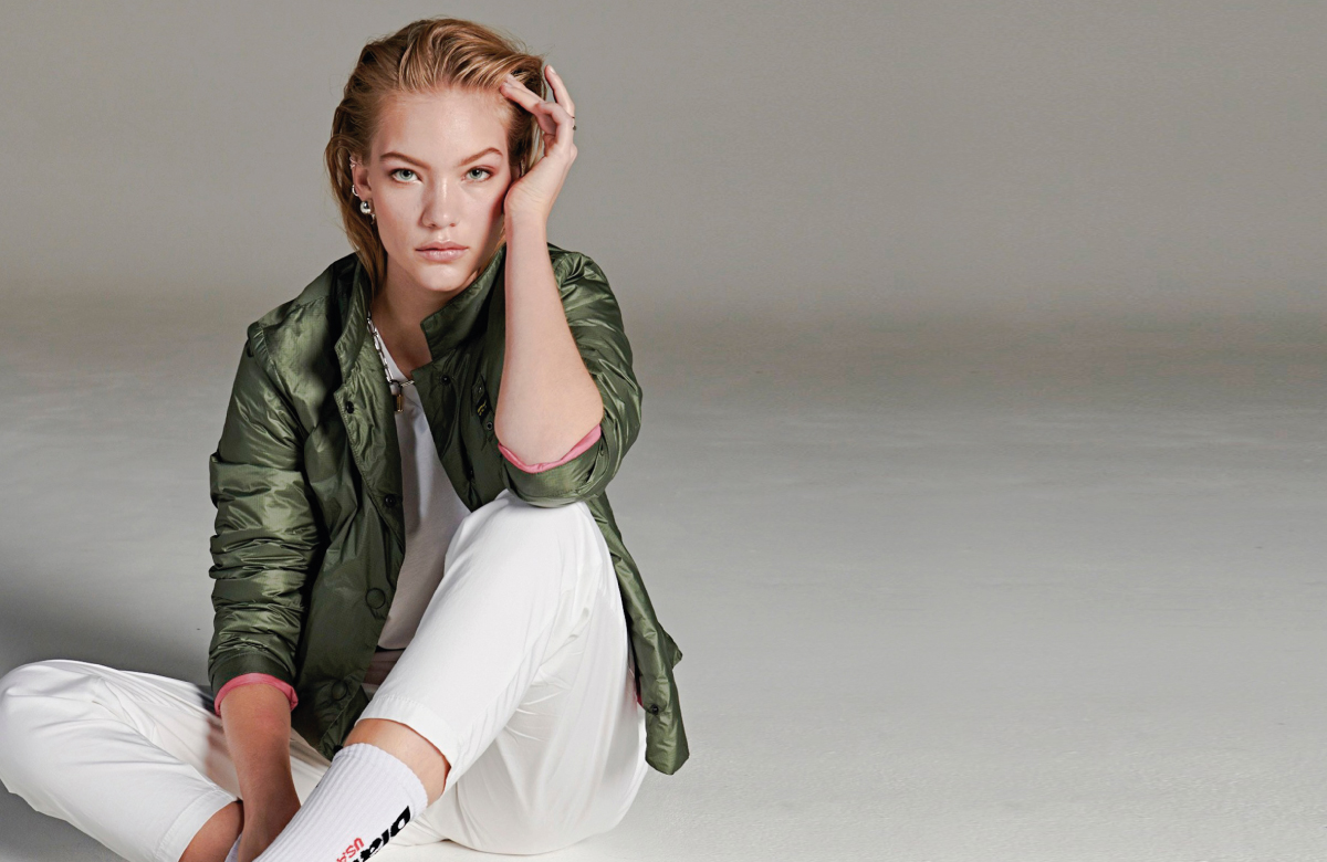 BLAUER USA IN THE GOMEZ OFFER - A NEW BRAND FOR HER