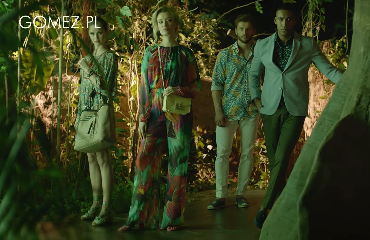 Party Look – kampania Gomez na sezon Wiosna/Lato 2019