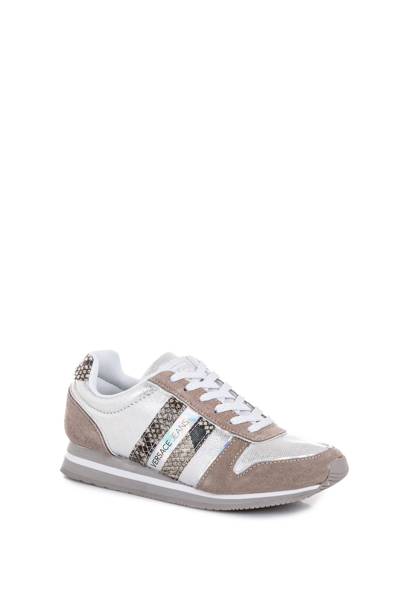 dbee71b14e4 Sneakers Versace Jeans   Silver   Gomez.pl/en