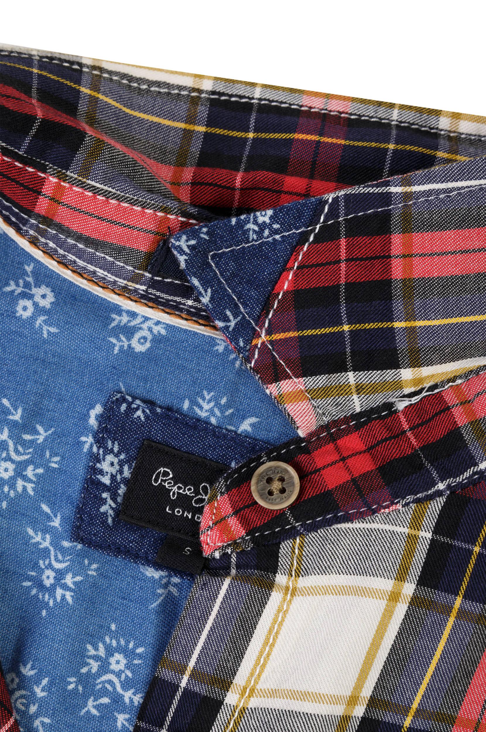 a3c2b0028 Koszula Amalia Pepe Jeans London | Czerwony | Gomez.pl