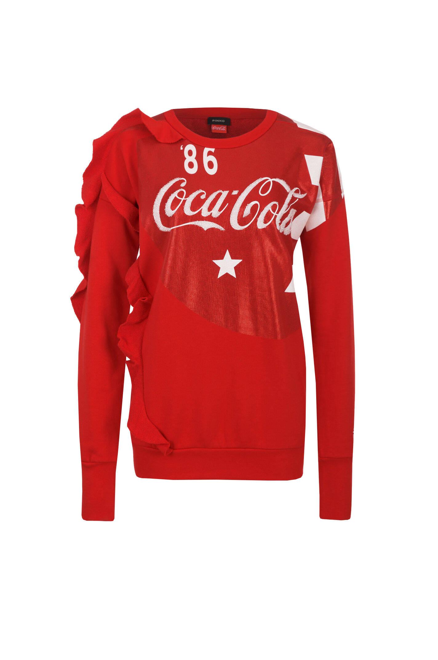 3f92b44162 Crostata Coca-Cola Sweatshirt