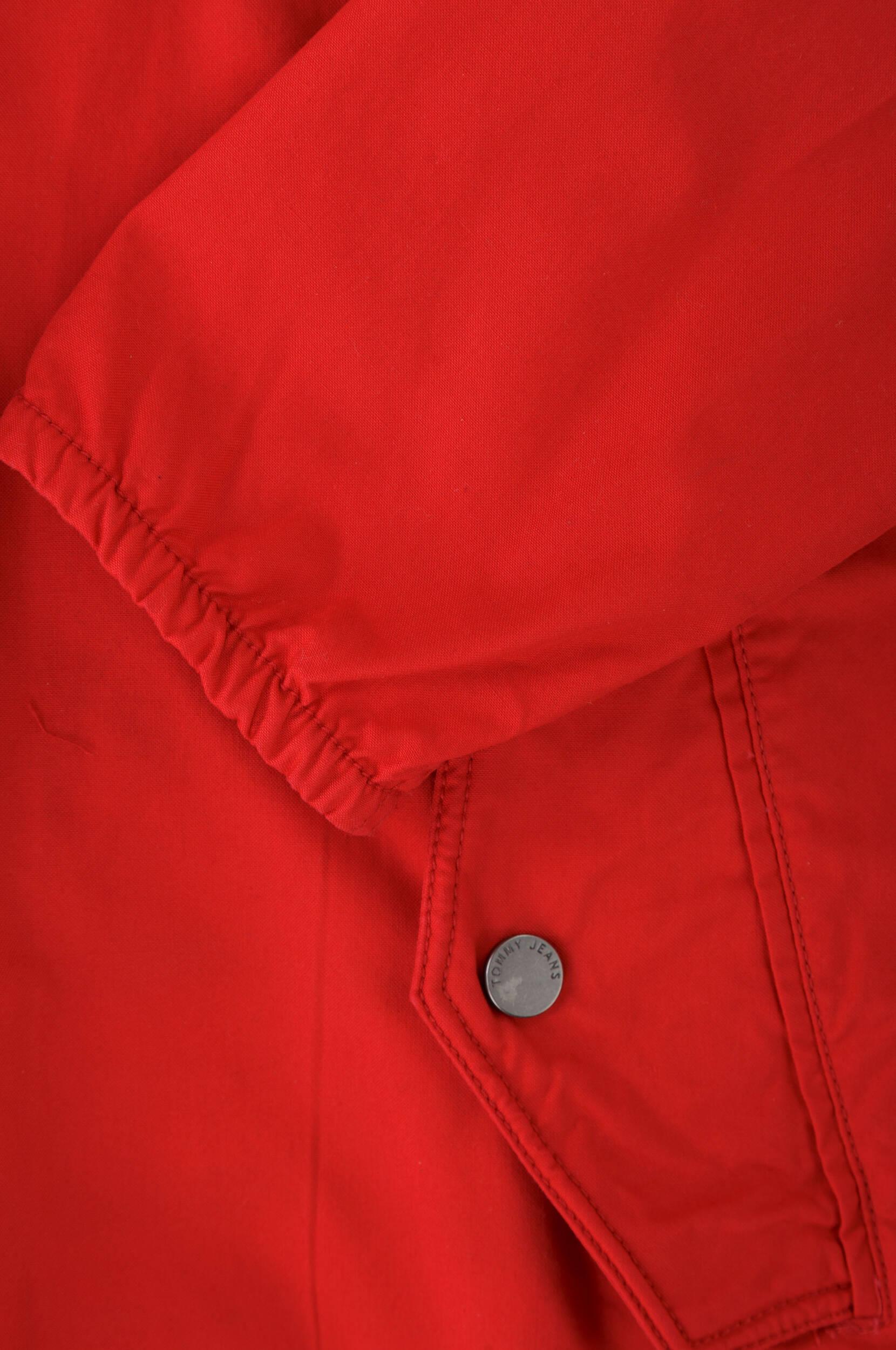 Tommy Hilfiger Parka Jeans DM0DM04039 Jacket Anorak Spring