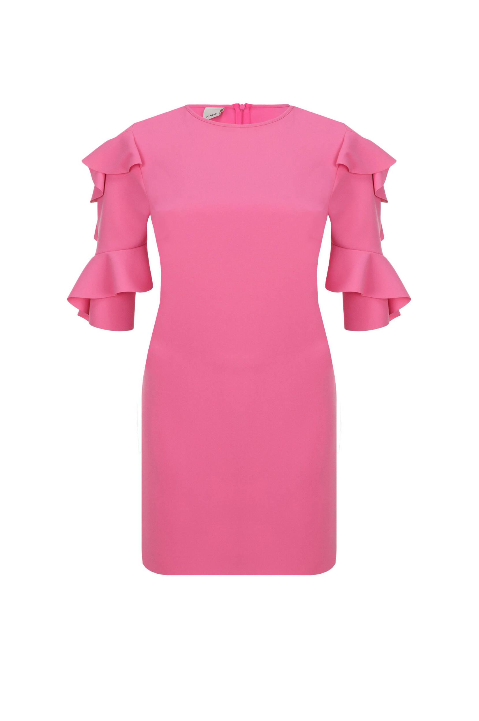 Ferrare dress Pinko   Pink   Gomez.pl en 2846bd9bb802