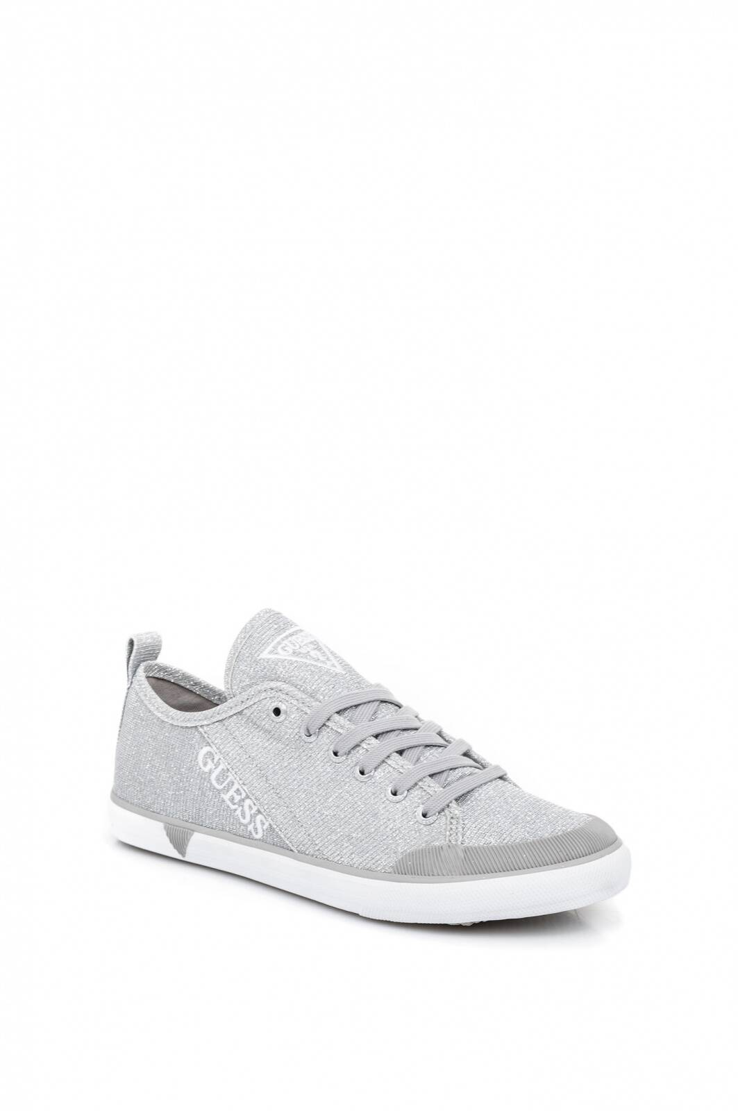 Sneakers Guess | Silver | Gomez.pl