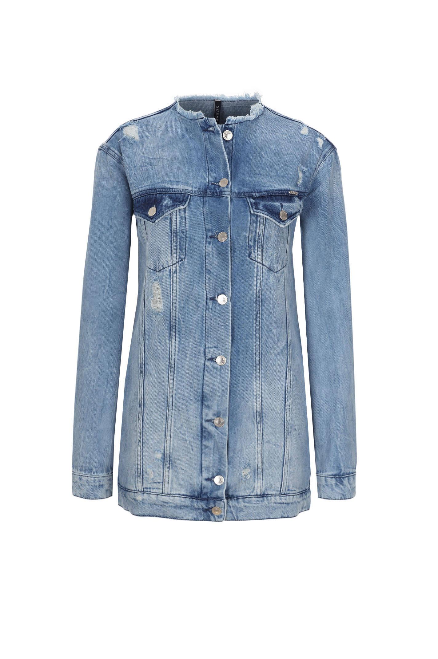 576da577c8f86 Kurtka jeansowa New Boyfriend Guess Jeans
