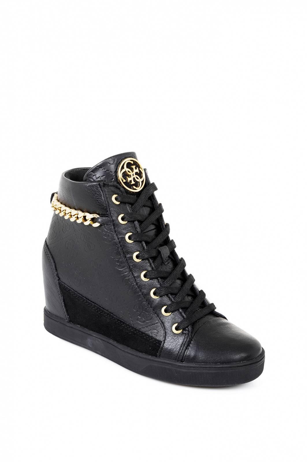 fe349e537 Furr Sneakers Guess | Black | Gomez.pl/en