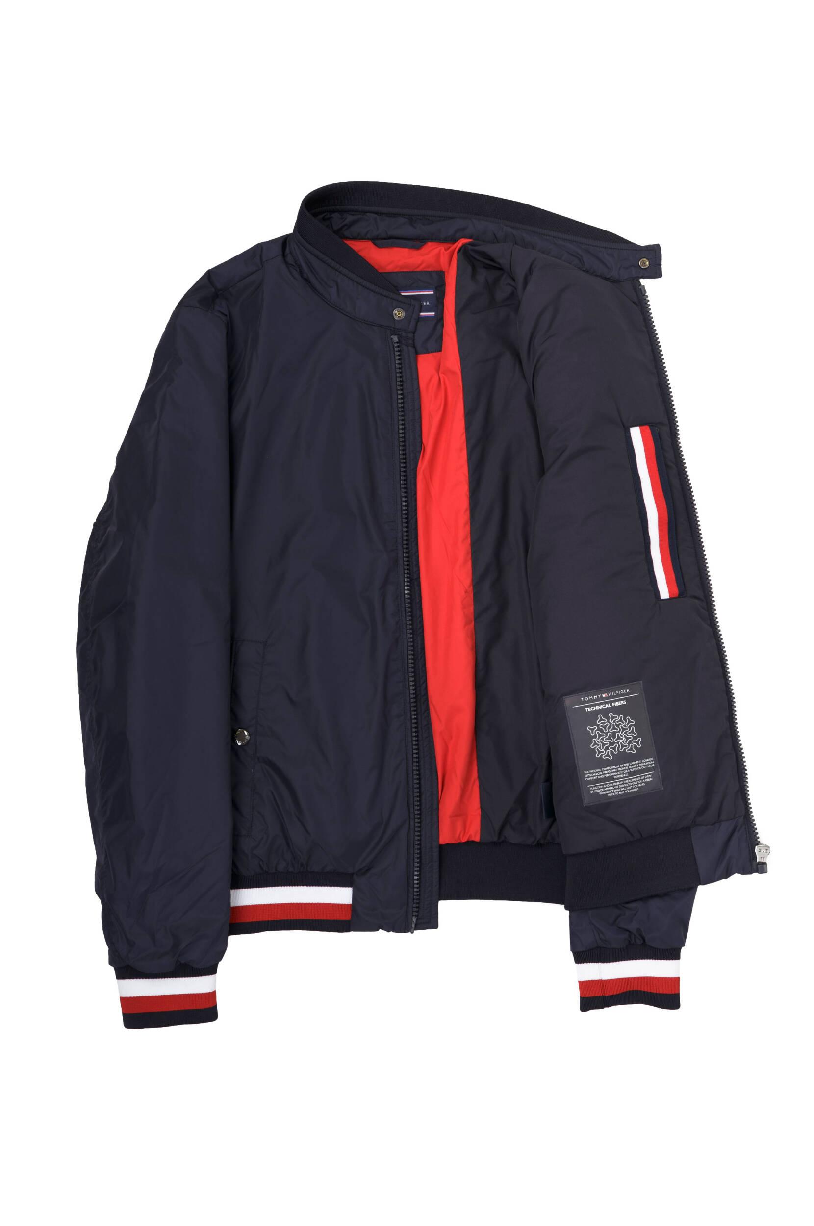 f006f499 Bomber Erol jacket Tommy Hilfiger | Navy blue | Gomez.pl/en