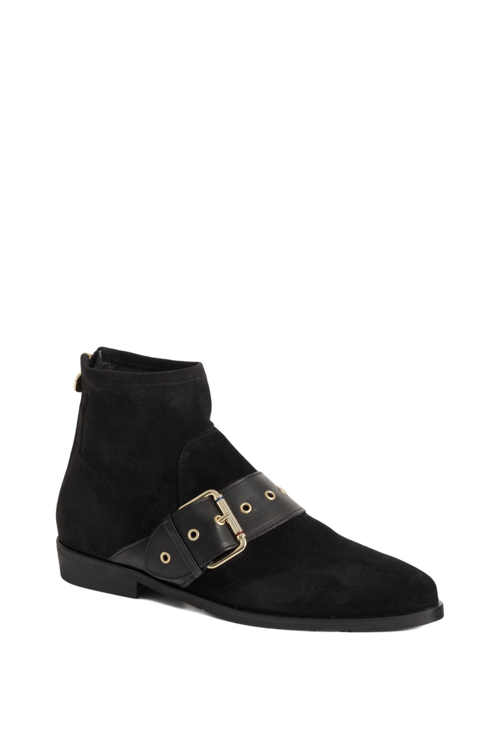 5eb8784c6a74 Ankle boots Gigi Hadid Flat Boot Tommy Hilfiger
