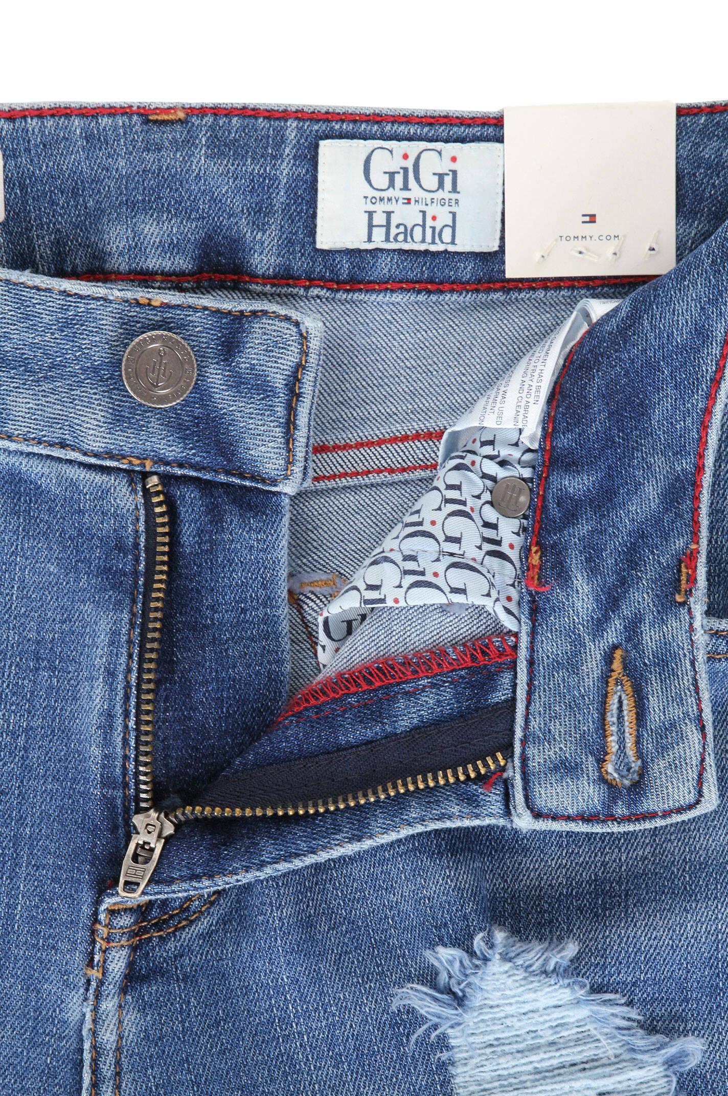 02451df7 Gigi Hadid Venice RW Kylie Jeans Tommy Hilfiger | Blue | Gomez.pl/en