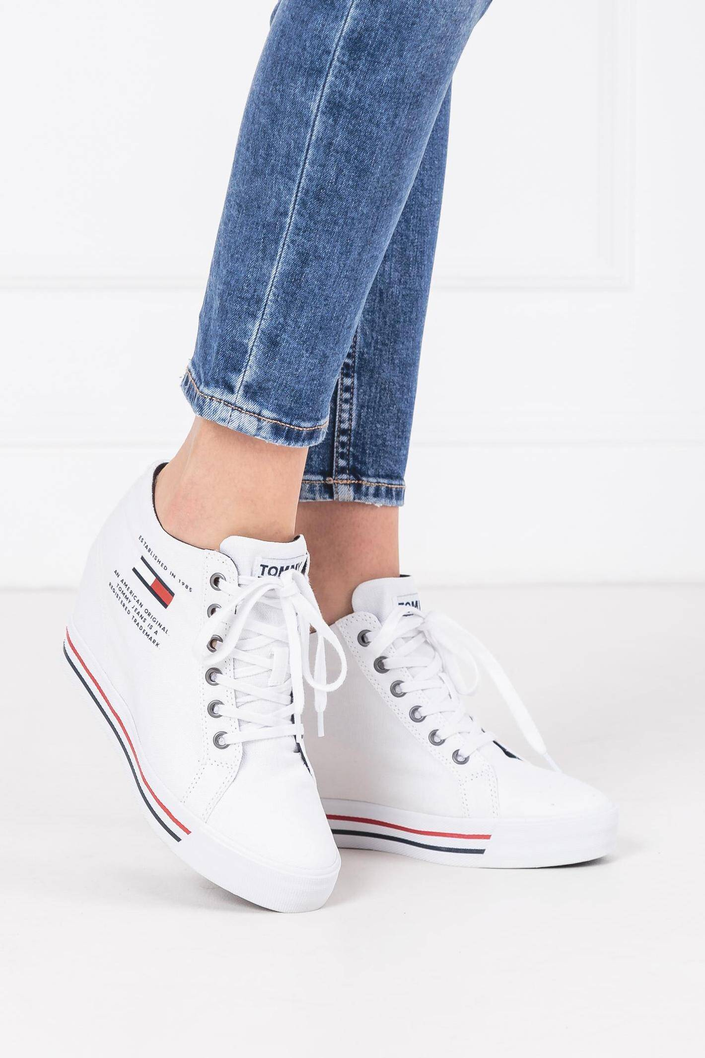 Sneakers WEDGE CASUAL Tommy Jeans