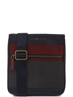 Tommy Hilfiger Reporterka Playful novelty crossover