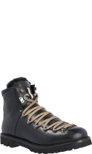 Bally Skórzane buty CHUCK