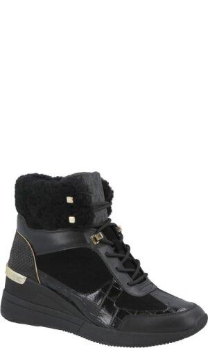 Michael Kors Skórzane sneakersy LIV