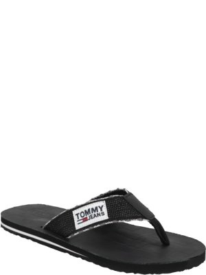 Tommy Jeans Japonki Footbed Beach
