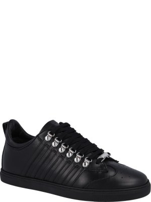 Dsquared2 Skórzane sneakersy