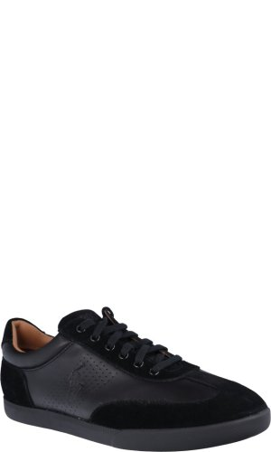 Polo Ralph Lauren Skórzane sneakersy Cadoc