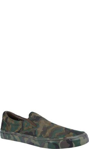 Polo Ralph Lauren Skórzane slip on THOMPSON-SK-VLC