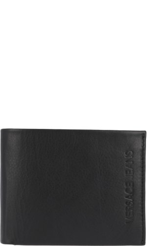 Versace Jeans Skórzany portfel LINEA F DIS. 2