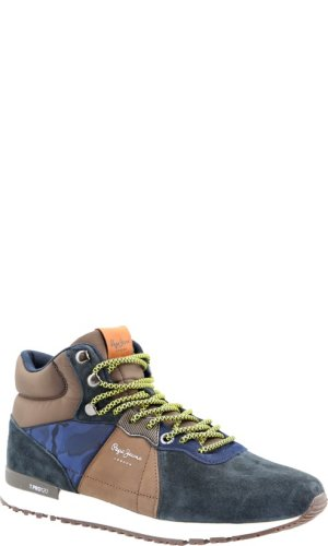 Pepe Jeans London Sneakersy TINKER PRO-BOOT