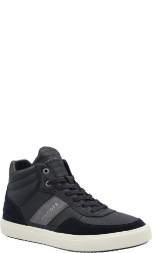 Tommy Hilfiger Skórzane sneakersy LIGHTWEIGHT MATERIAL