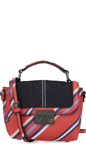 Pepe Jeans London Messenger bag CORAL