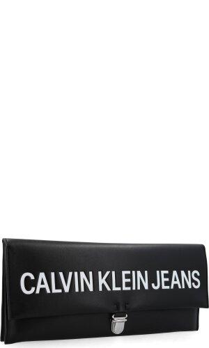Calvin Klein Kopertówka SCULPTED LG EW CLUTCH