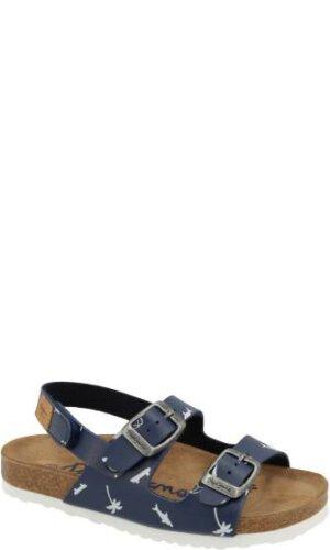 Pepe Jeans London Sandały BIO SKATE