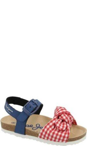 Pepe Jeans London Sandały Bio Vichy