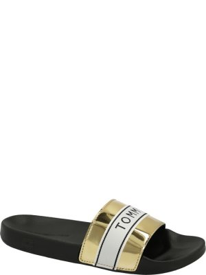 Tommy Hilfiger Sliders MIRROR METAL