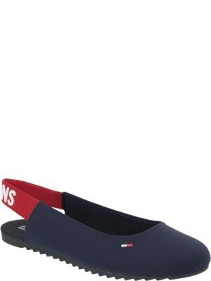 Tommy Jeans Baleriny Jeans Sporty