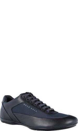 Boss Skórzane sneakersy Racing_Lowp_ltny2