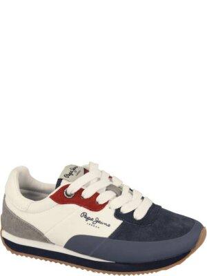 Pepe Jeans London Sneakersy GARRET SUEDE