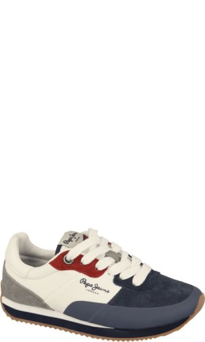 Pepe Jeans London Sneakersy GARRET SUEDE