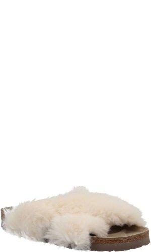 Birkenstock Skórzane klapki Daytona | Narrow Fit