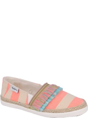Pepe Jeans London Slip on NORA FRINGES