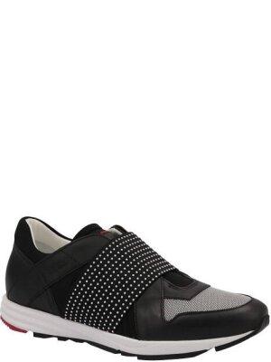 Hugo Sneakersy Uptown Asya-ST | z dodatkiem skóry