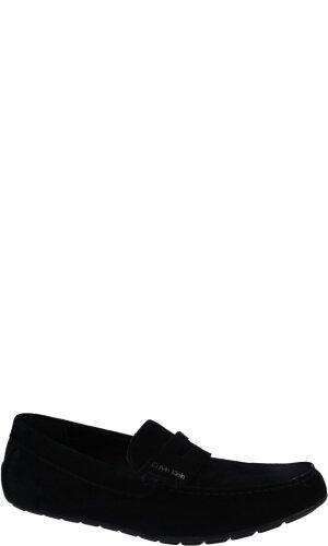 Calvin Klein Skórzane mokasyny Ivan