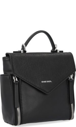 Diesel Skórzany plecak LE-KIIMY II
