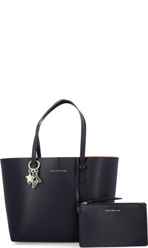 Tommy Hilfiger Shopper bag + sachet