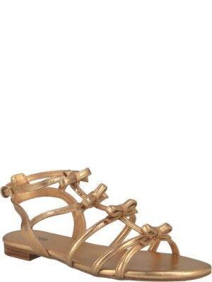 Michael Kors Skórzane sandały VERONICA