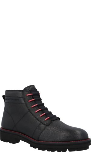 Emporio Armani Skórzane buty