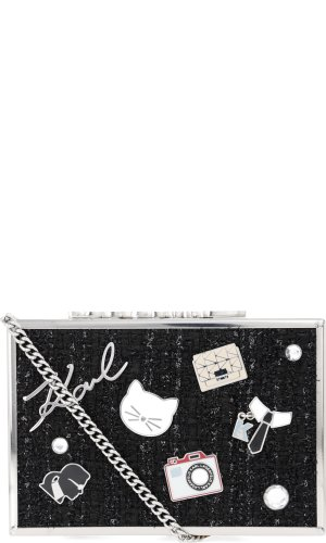 Karl Lagerfeld Listonoszka/kopertówka