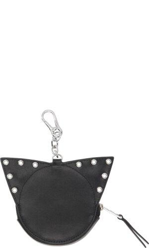 Karl Lagerfeld Skórzany brelok / portfel